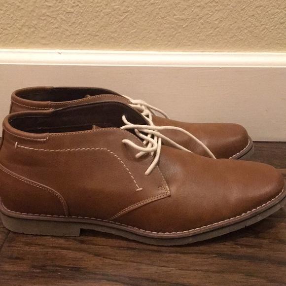 43b44a59125 Mens Sonoma Brown Boots 12.